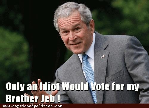 Political Humor Captioned Political Pictures For George W Bush